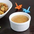 Thai peanut sauce recipe DIY healthy easy asian