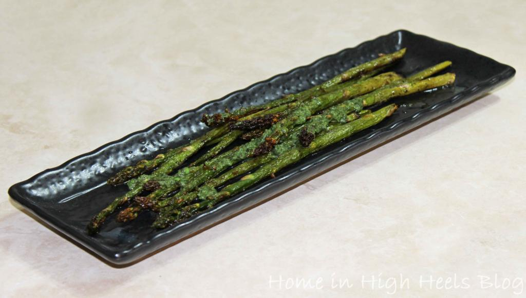 Mint and Lime Asparagus Recipe Fresh DIY