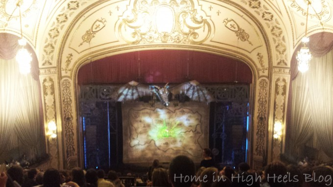 Wicked at the Orpheum Theater Review