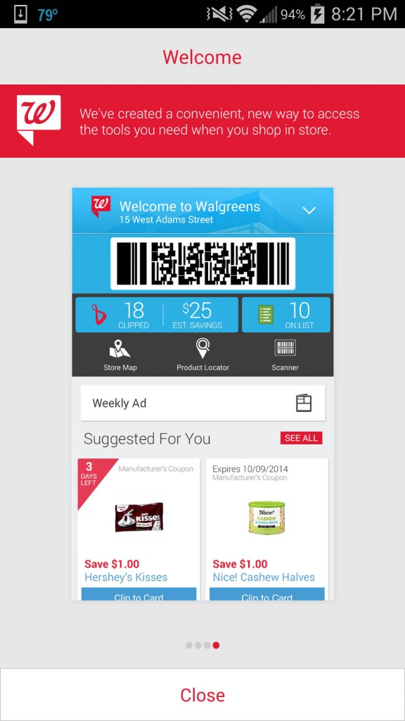 Walgreens photo app coupon code