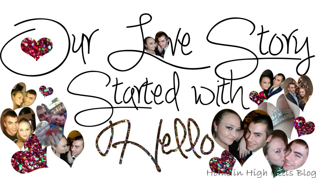 Our Love Story Started with HELLO + Lindt Sweepstakes!