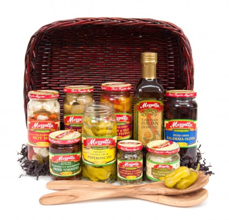Mezzetta Daily Holiday Gift Basket Giveaway