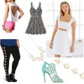 Cutout Fashion is Still Seriously FUN! With free samples! from Home in High Heels