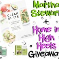 Martha Stewart Clean Slate Cookbook & Guide + Other Martha Stewart Healthy Options & GIVEAWAY!