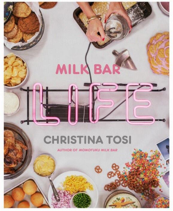 Milk Bar Life Cookbook & Recipes by Christina Tosi is the new Junk Food Bible review on Home in High Heels