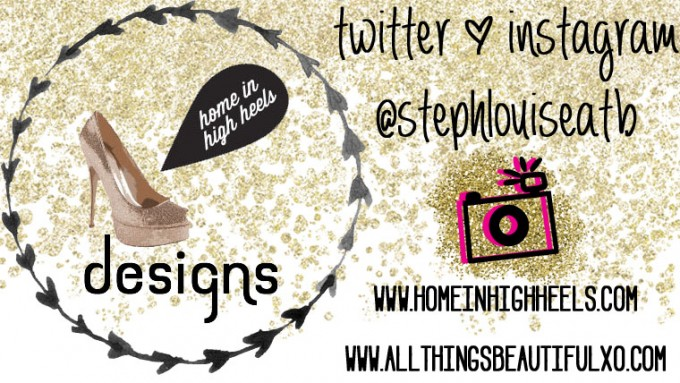 Home in High Heels Designs Shop