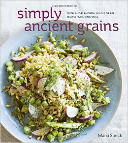 Simply Ancient Grains: Fresh and Flavorful Whole Grain Recipes for Living Well by Maria Speck Cookbook Review on Home in High Heels | www.homeinhighheels.com