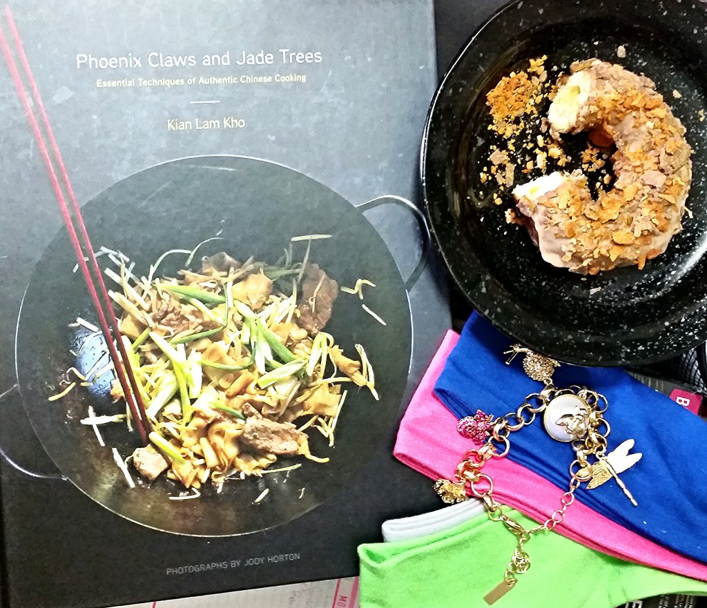 Phoenix Claws and Jade Trees offers a unique introduction to Chinese home cooking- check out why this book is a must-have with over 200 gorgeous photographs on Home in High Heels!