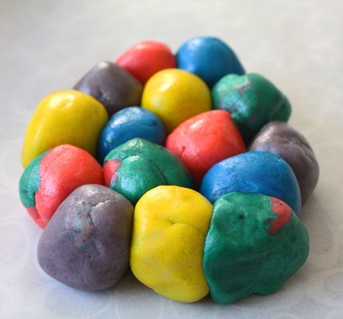 Want Colorful Fun Rainbow Cookies How About Making Them Without