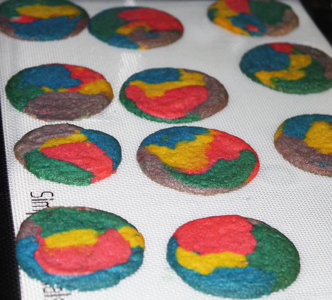 Want colorful, fun, rainbow cookies? How about making them without all the mess of icing or sprinkles? Here's my recipe & tutorial for Rainbow Stained Glass Cookies for the Holidays - perfect for Christmas, Hanukkah, & just about any holiday if you play with the color combos! Tons of fun to make & tasty to eat! Check out more great ideas on Home in High Heels
