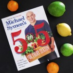 Michael Symon's 5 in 5 for Every Season Cookbook on Home in High Heels