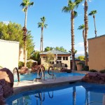 A gorgeous stay at the Casablanca in Mesquite, NV & a look at our staycation at the Casablanca Spa. More travel, recipes, & lifestyle on Home in High Heels