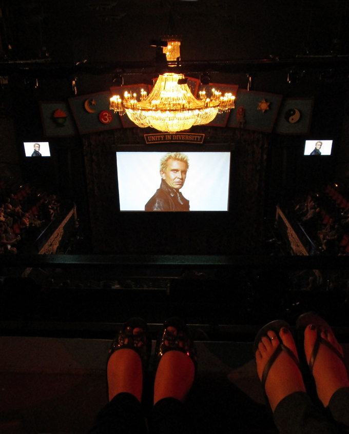 Inside A House In Los Vegas: Billy Idol: Forever At The House Of Blues Las Vegas