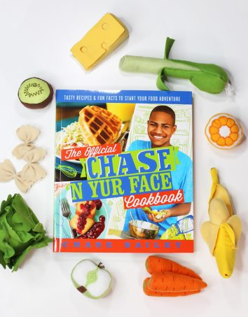 The Official Chase 'N Yur Face Cookbook by Chase Bailey