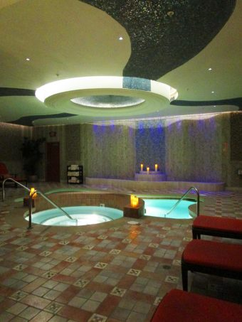 Relaxing & Pampering at the South Point Hotel's Costa del Sur Spa & Salon