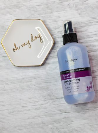 Isle of Dogs Pet Care Review- grooming that actually smells good! See more lifestyle, recipes, & style on Home in High Heels