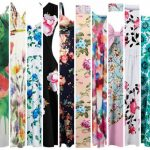 Spring Floral Dresses for Curvy Girls + How I Keep Them in Great Shape! Date night, maxi dresses, & vintage inspired picks too! See more lifestyle, fashion, & recipes on Home in High Heels