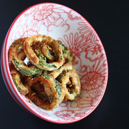 Perfectly Crispy Air Fryer Jalapeno Coins Lchf Keto