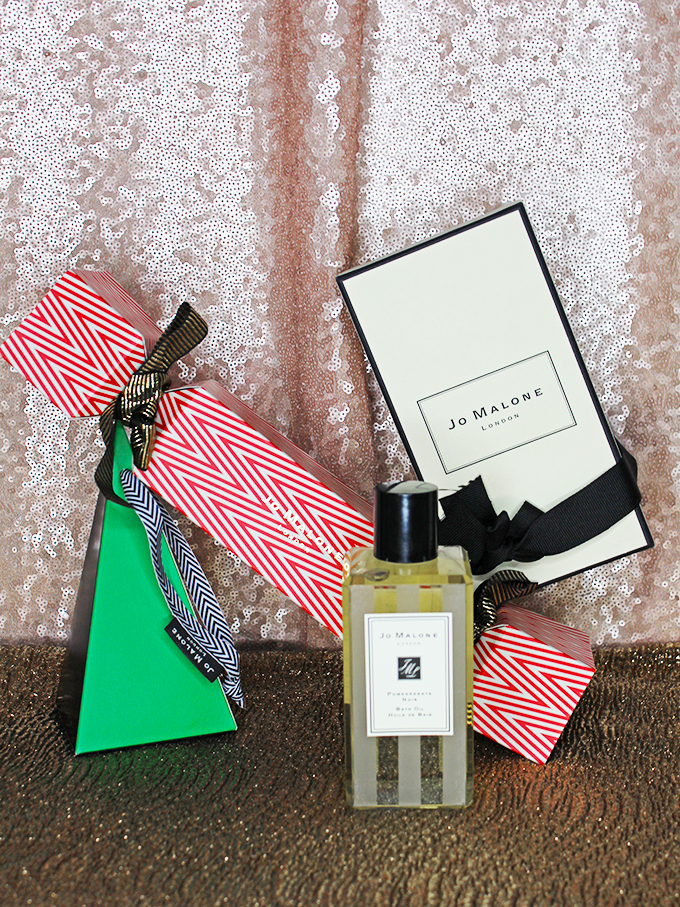 Jo Malone & Dillard's Gifts & Shopping Ideas for Everyone on Your Holiday List + Downtown Summerlin Favorites on Home in High Heels