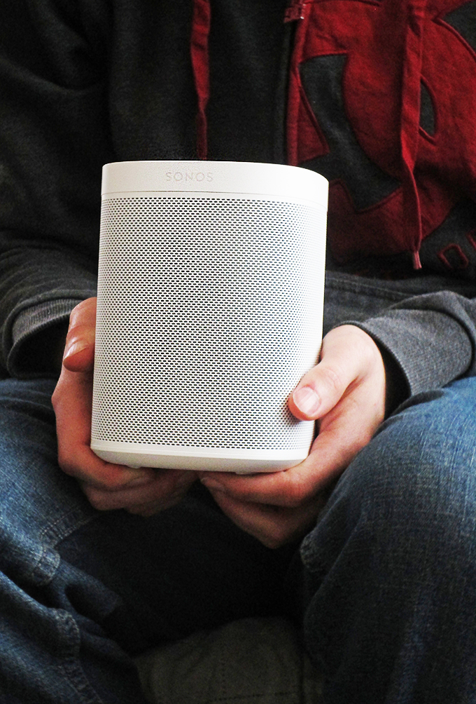 Sonos & Amazon Alexa Review Gather up your gift cards, your wishlists, & your extra holiday cash & check out what I'm recommending you pick up for an awesome new year including speakers, mugs, whiskey, yoga, & accessories on Home in High Heels