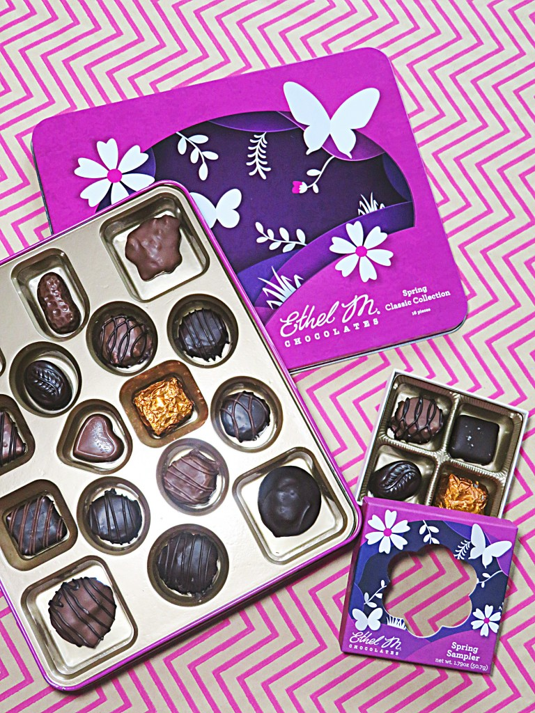 Ethel M Chocolates are famous for their quality, presentation, & fresh ingredients Mother's Day Gifting Guide from a Vegas gal! See some of my local favorites, small businesses, & a splurge day idea on Home in High Heels