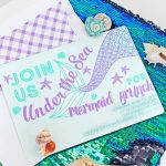 Under the Sea Mermaid Brunch Ideas Putting together a party or brunch shouldn't be a hassle- it should be fun! Check out 5 simple ideas- from neons to mermaids to meals on Home in High Heels