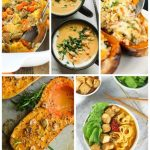 10 Delicious Butternut Recipes to Ring in Autumn! Options like gluten-free, vegan, & low carb too in order to fully enjoy this fall squash on Home in High Heels