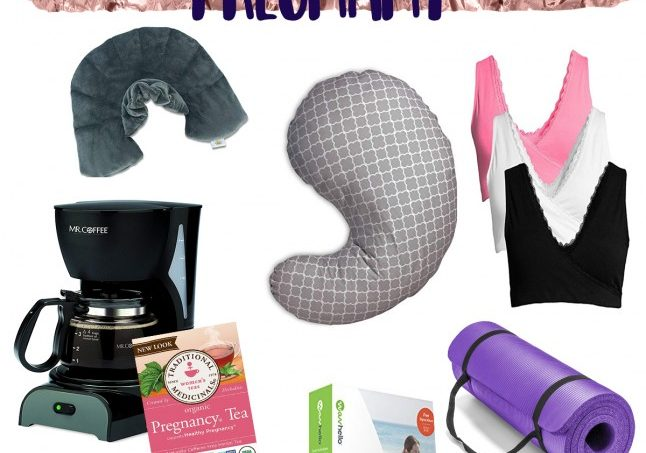 How to get the best sleep while pregnant with tips & tricks on Home in High Heels