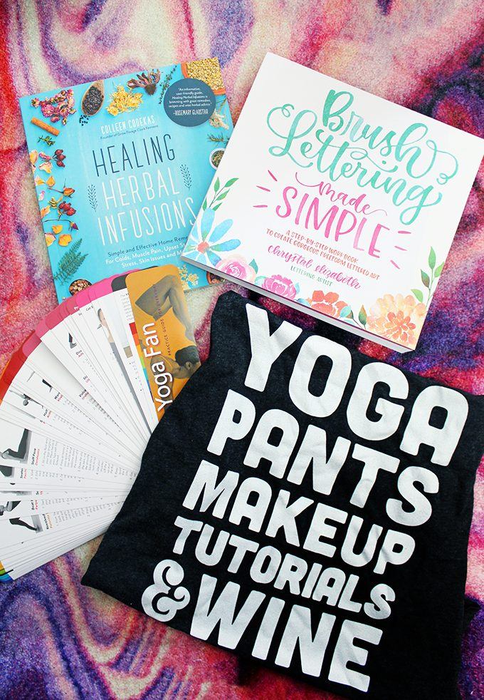 Relaxing gifts she'll love from yoga to calligraphy to natural remedies! Unique & Thoughtful Gifts for Her She'll Love- Shipped! From crafts to crystals to manicures to yoga on Home in High Heels