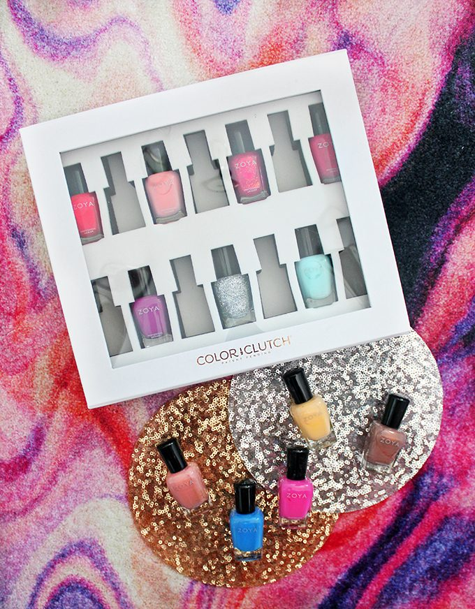 Perfect for manicures at home- the Zoya Barefoot Summer Collection has neutrals & brights! Unique & Thoughtful Gifts for Her She'll Love- Shipped! From crafts to crystals to manicures to yoga on Home in High Heels