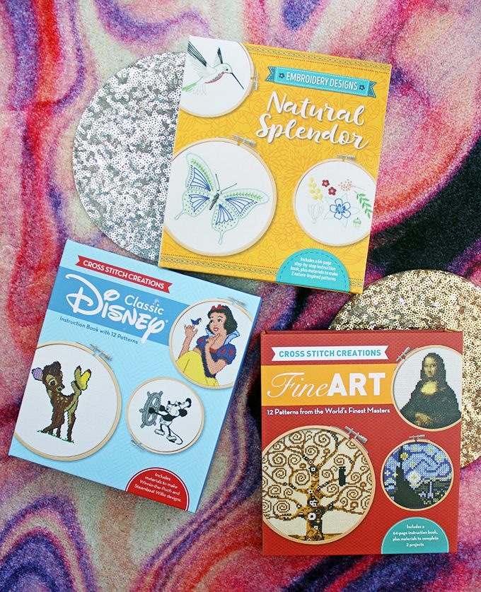 Cross Stitch Creations for the Gal Who Loves Crafty Gifts Unique & Thoughtful Gifts for Her She'll Love- Shipped! From crafts to crystals to manicures to yoga on Home in High Heels