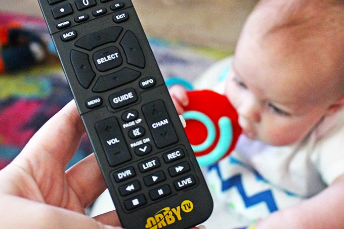 A look into the NEW ORBY TV options, channels, equipment, installation, & what you need to know on Home in High Heels
