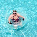 Day date with Ryan at Wet'n'Wild Las Vegas waterpark + #justwearthesuit on Home in High Heels